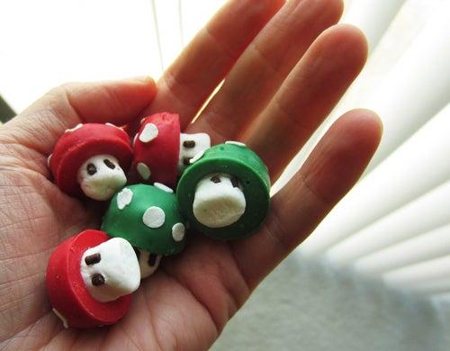 Super Mario Bros. Mini Mushrooms