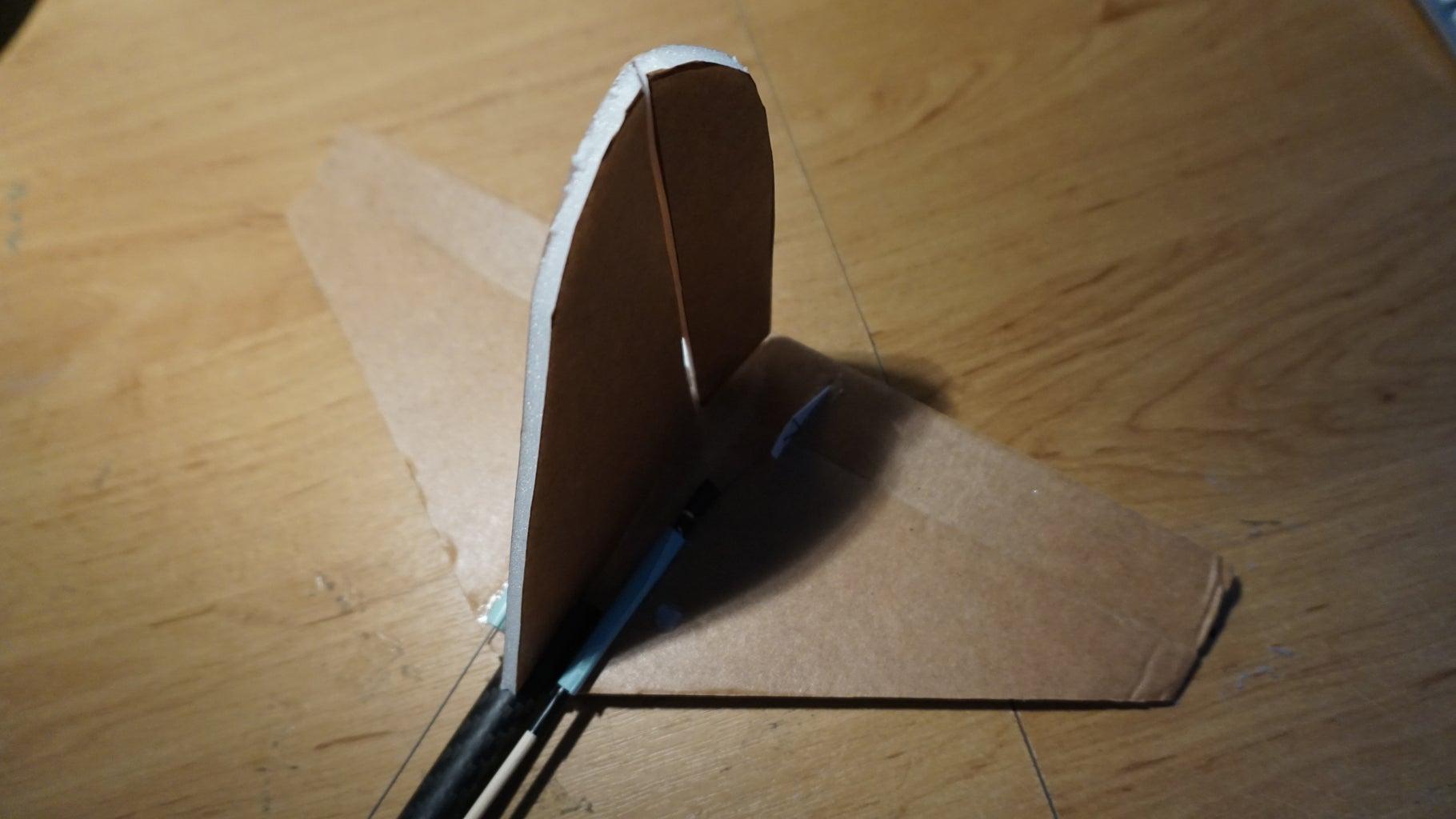 Step 4: Cut Tail