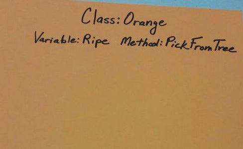 Define the Class