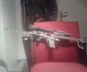 Kne'x HVSR 35-2  'High Velocity Sniper Rifle'