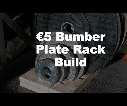 Bumber Plate Rack