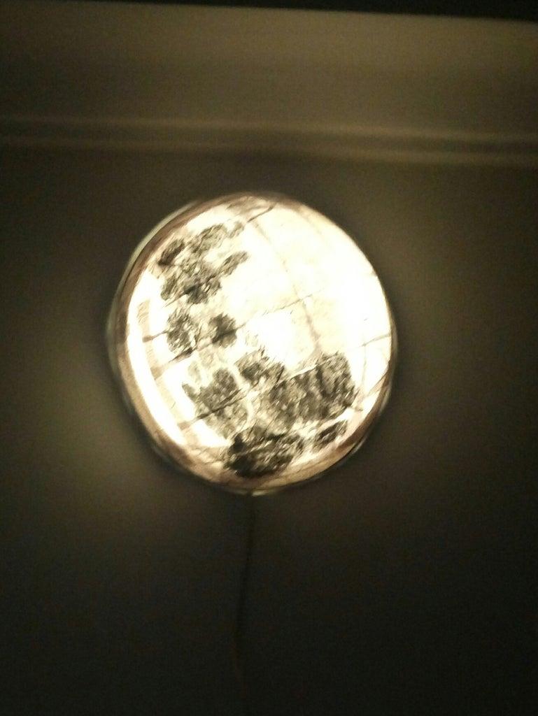 Simple Moon Lamp