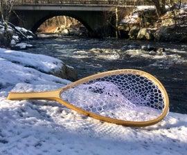 如何制作鳟鱼网