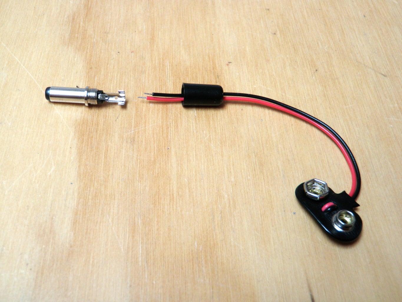 9V Plugs