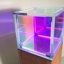 Dichroic Infinity Box