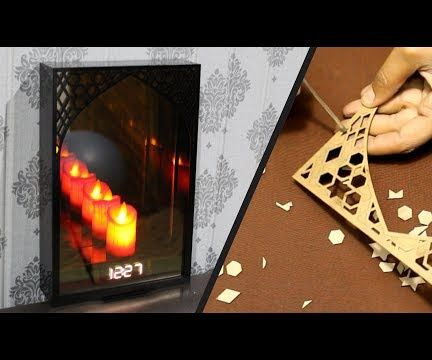 How to Make an Infinity Mirror