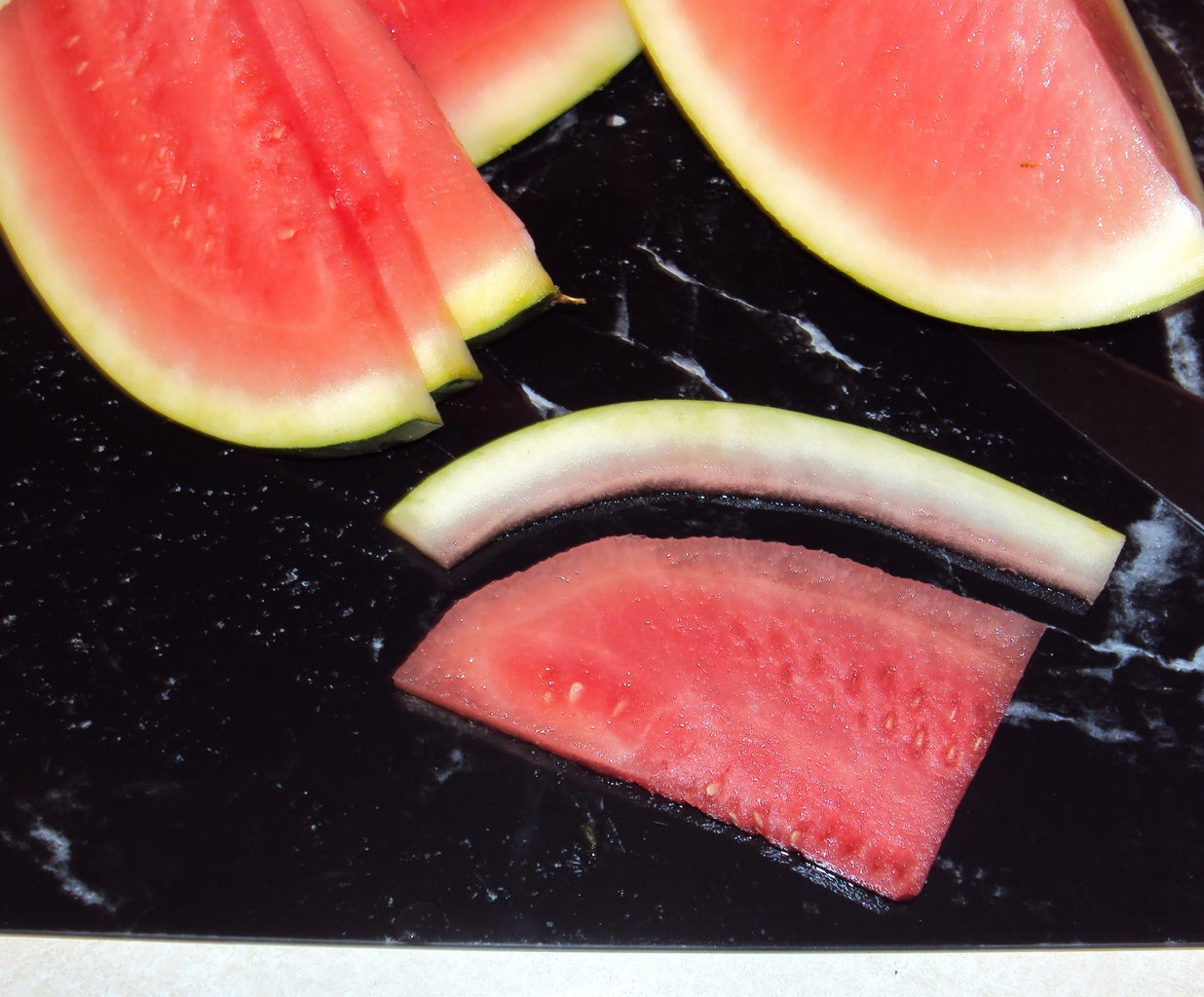 Attack the Watermelon - Carefully of Course