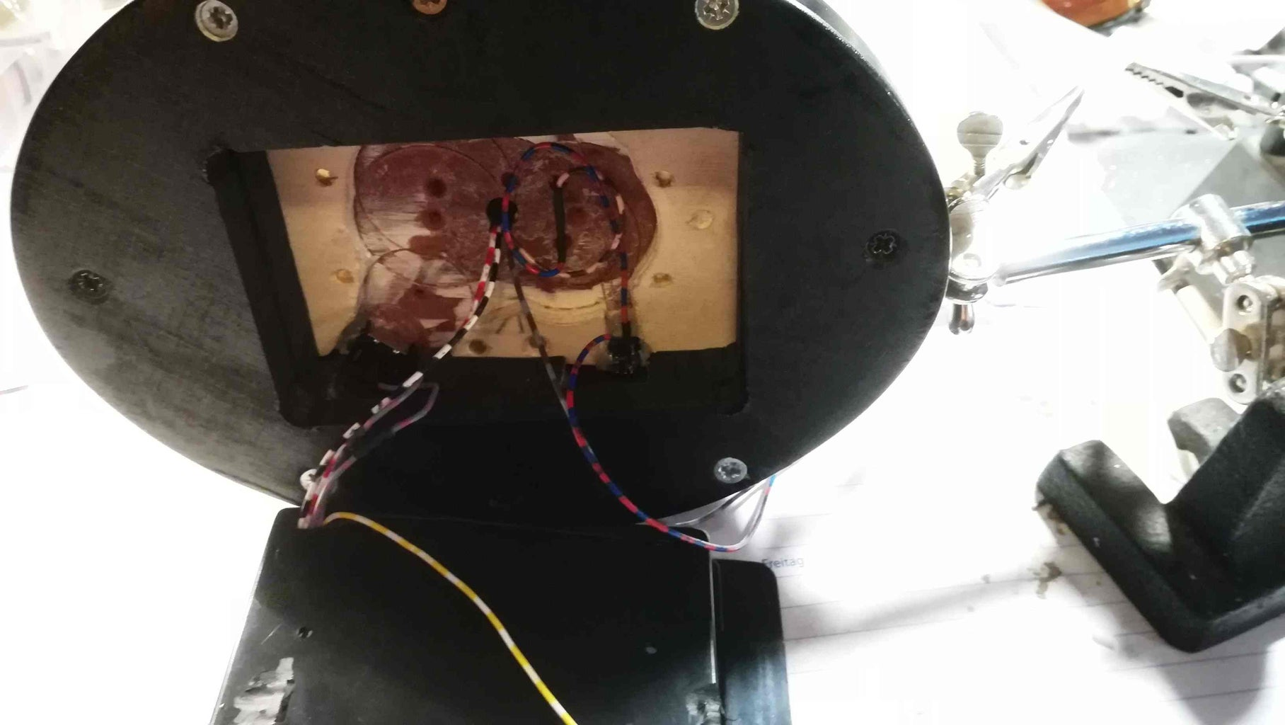 Wiring at the End