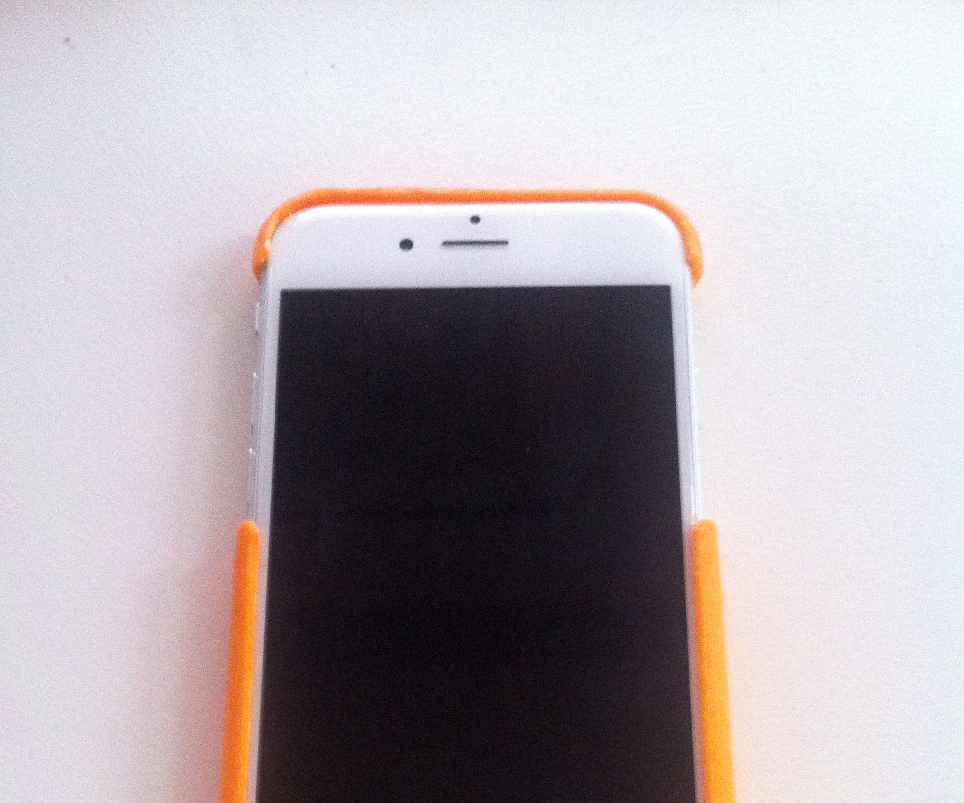 3d design & print iphone 6 case