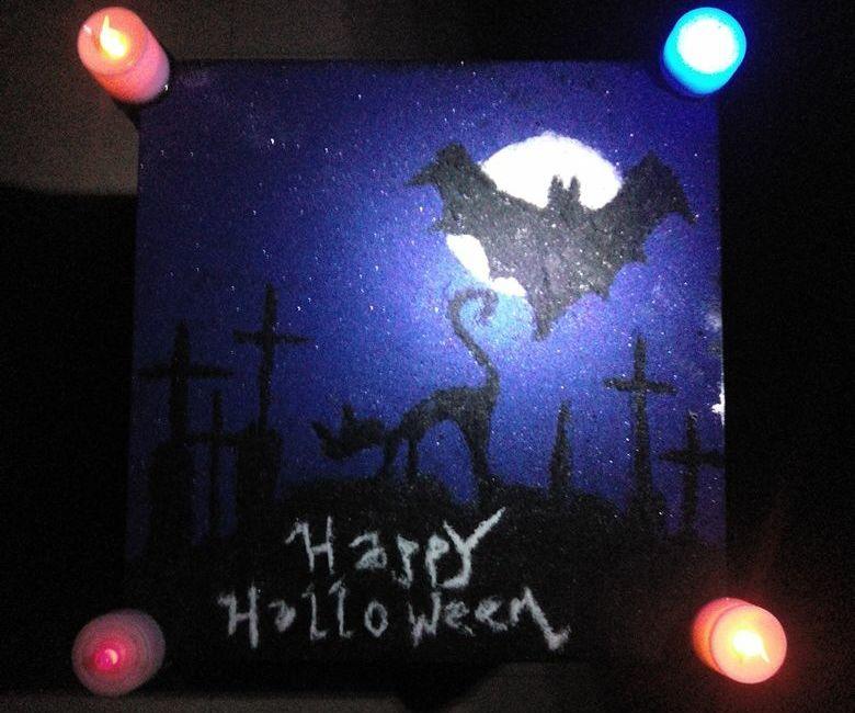 Indo-Western Halloween