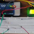AURDINO DC VOLTMETER 0 to 230/300 VDC MEASUREMENT USING LEAF VOLTSNS300 V1