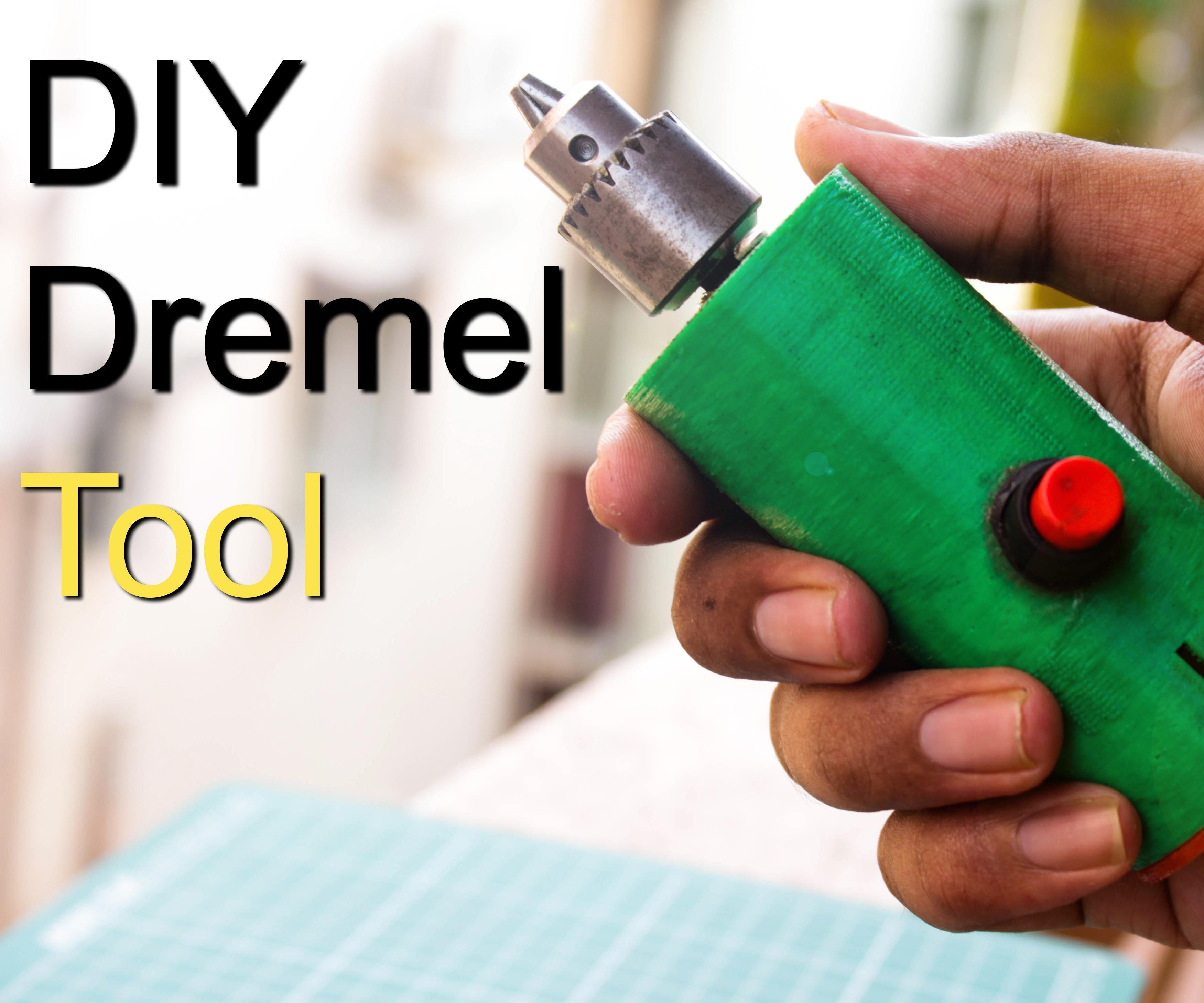 $15 DIY Dremel /RotaryTool