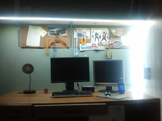 Quick and Cheap Led Light Strips