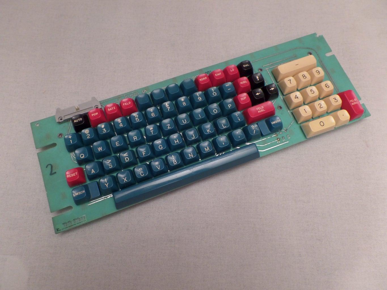 Fridge Magnet Keyboard