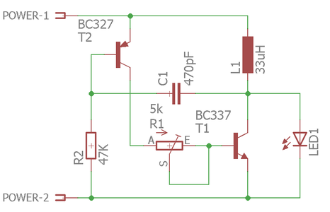 Schematic and Component Layout
