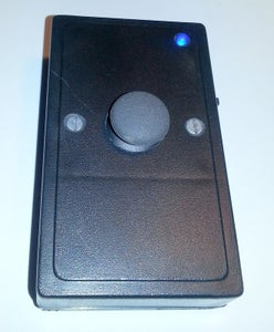 NRF24 Remote Control for Electric Wheelchair