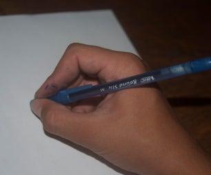 The Sdrawkcab Pen