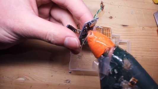 Connect the Components and Fit Them Into the Container