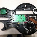 Wii Guitar Hero Permanent Raphnet Mod