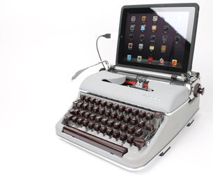 USB Typewriter Kit for Olympia and Optima Typewriters