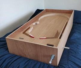 Arduino Wooden Pinball Machine