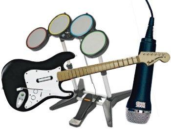 Hacking Rock Band