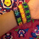 How to make Rainbow Loom bracelet Totem Pole