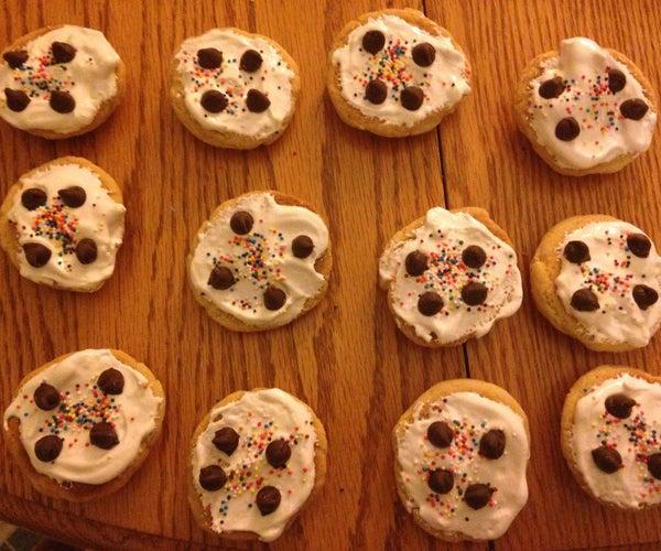 Sugar Cookie Fluff Treats