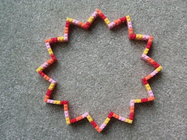 Lego Starburst (12-point)