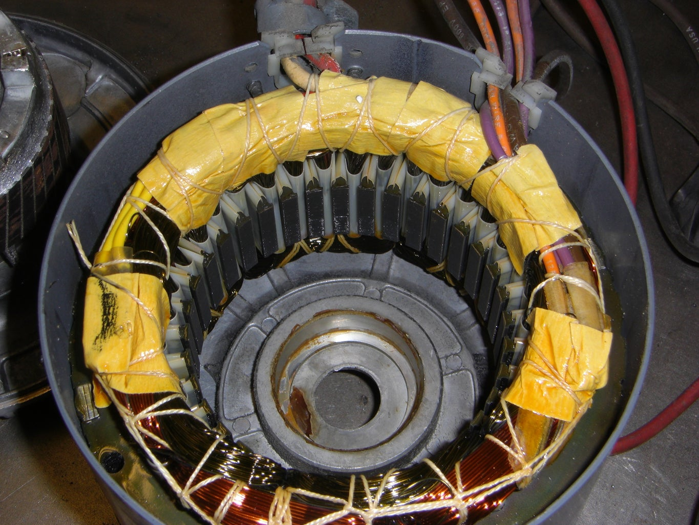 The Stator: Obtaining, Care, and Feeding