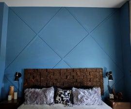 Cool Wall Trim DIY
