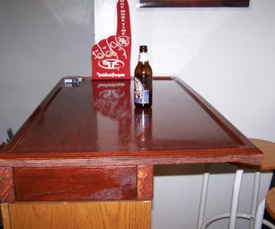 Easy Home Bar Top (3-Day, 60 Bucks, Good for College Students)