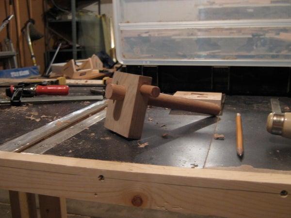 Make a Marking Gauge Out of Scrap Wood