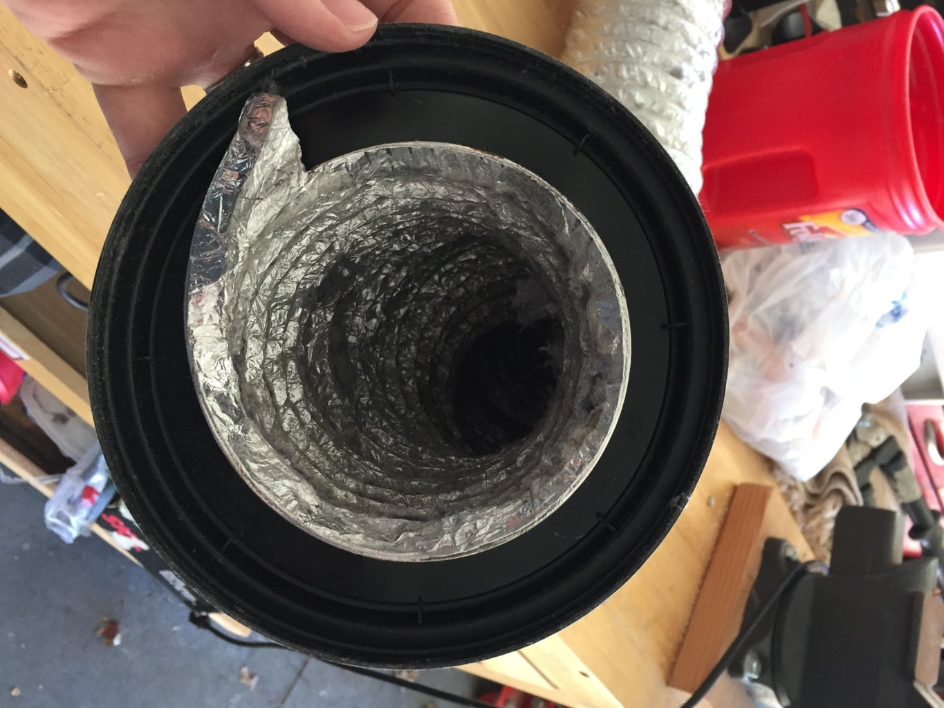 Securing the Duct