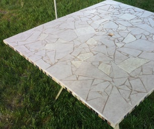 Fail! Patio Table Top Replacement