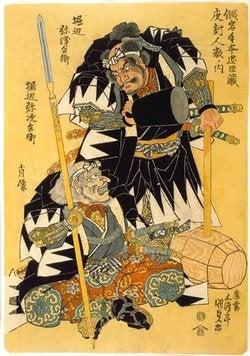 Becoming a Samurai, Ninja,ronin, and Daimyo or Shogun