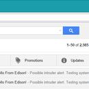 Email with Intel Edison (Intruder Alarm)