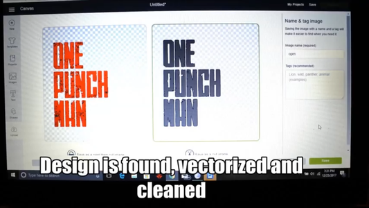 Design and Apply Sticker