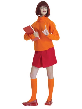 Guide Lines For The Perfect Velma Costume 6 Steps Instructables
