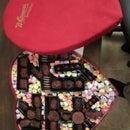Personalized Heart Chocolate Box