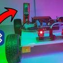 DIY ! Smartphone Controller Car !