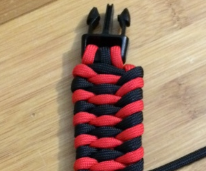 Boa Paracord Bracelet