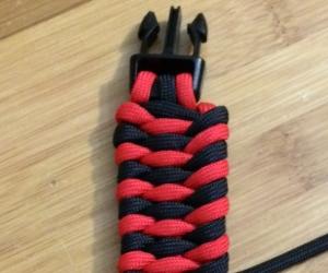 Boa Paracord Bracelet.
