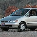 1994-98 Honda Odyssey Starter Replacement
