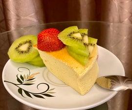 Classic No-Bake Cheese Cake Recipe