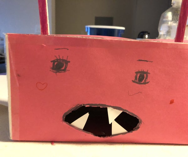 How to Make Monster Box