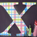 How to paint stripes, gingham and tartan
