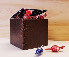 30-Minute Decorative Box (+ Hot Glue Tips)
