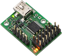 Purchase One Micro Maestro Servo Motor Controller ($20)