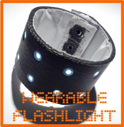 Wearable Flashlight